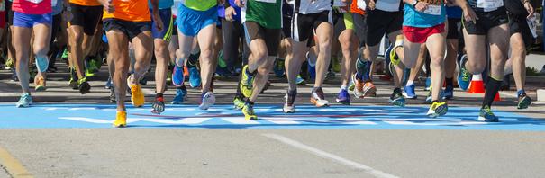 ゴールドコーストマラソンスタートライン